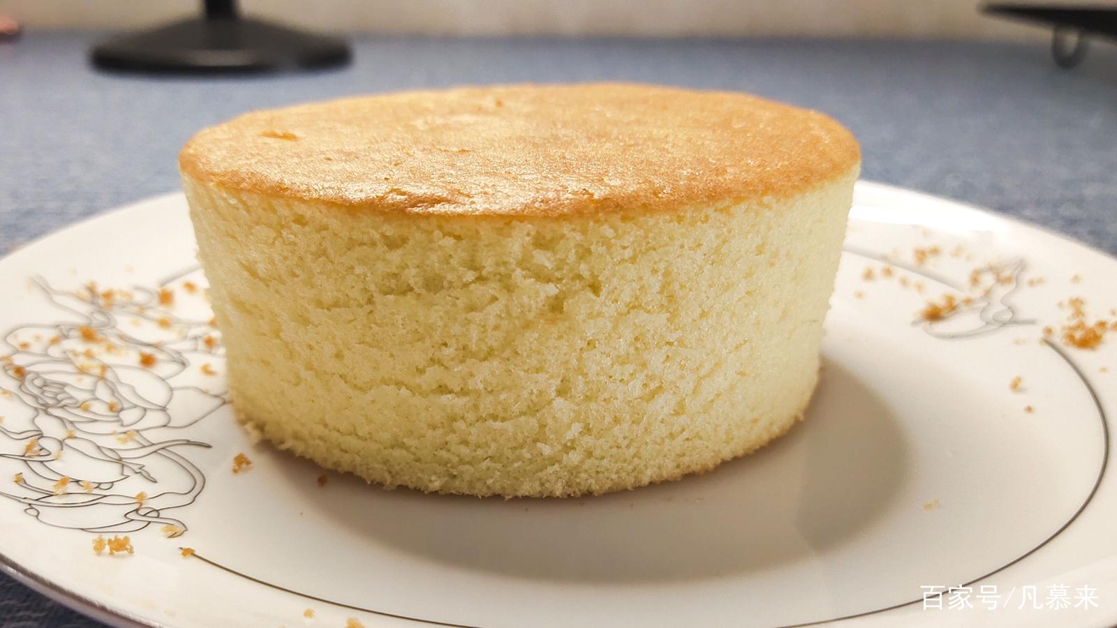 海绵蛋糕配方哪个准确?试验见真知,这样做海绵蛋糕零失败