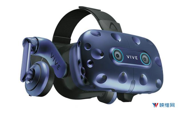 HTC提升VR体验 Vive Pro将带来唇部追踪模块 AR资讯