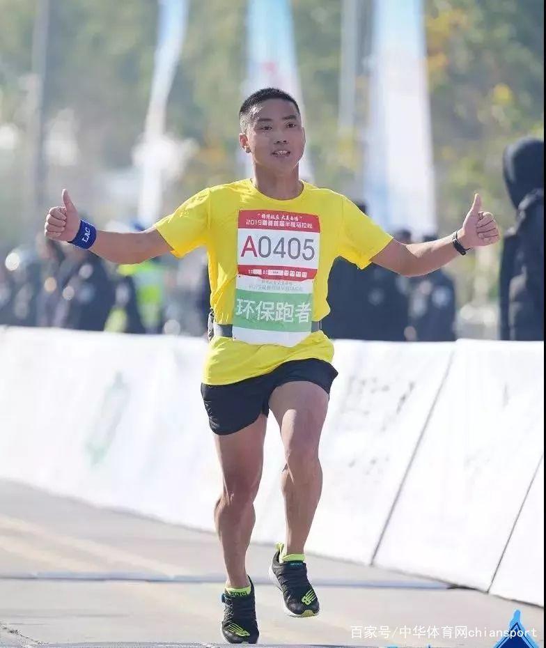 可心柔助力2019嘉善首届半程马拉松
