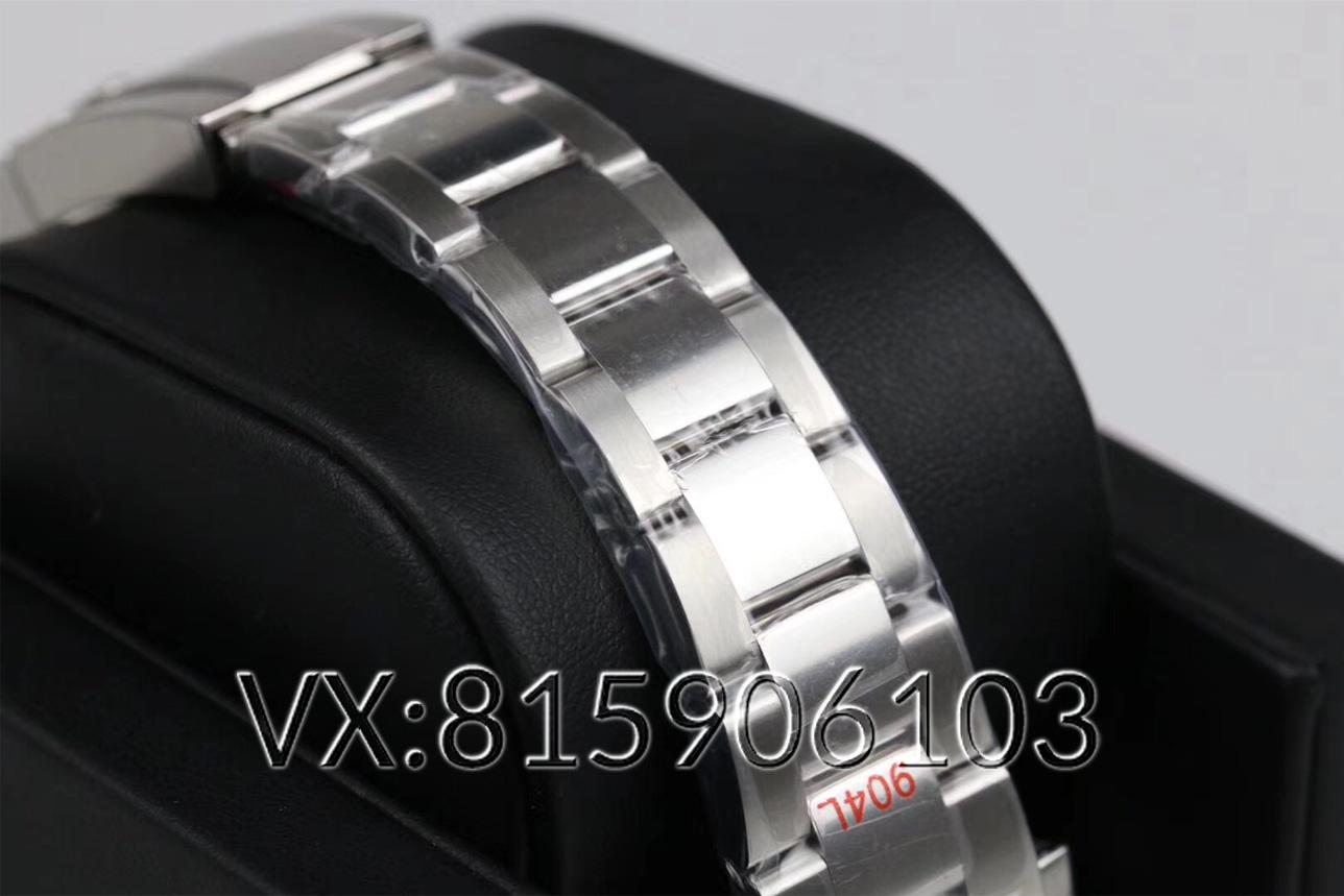 GM厂劳力士探险家二代m216570白盘腕表质量怎么样?