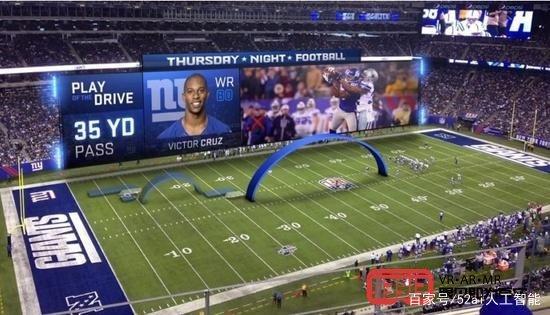 CBS Sports采用AR技术进行超级碗LIII报道 AR资讯