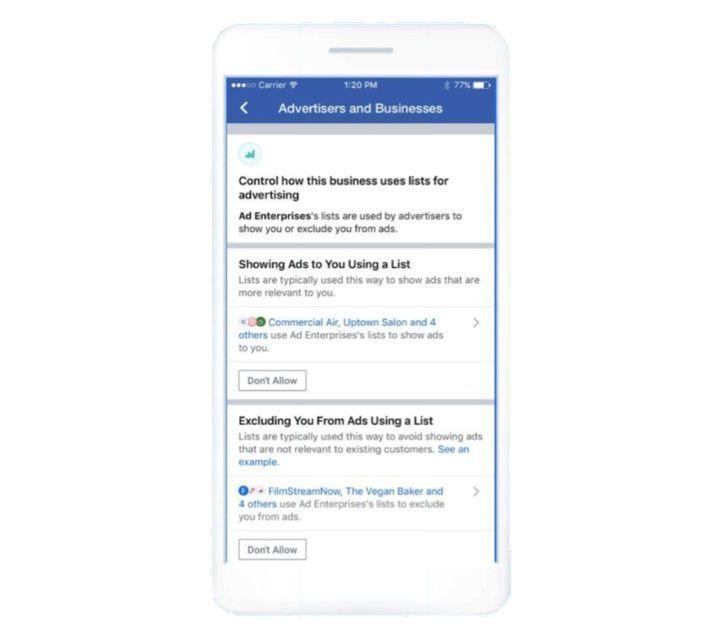1月Facebook重要产品及政策更新