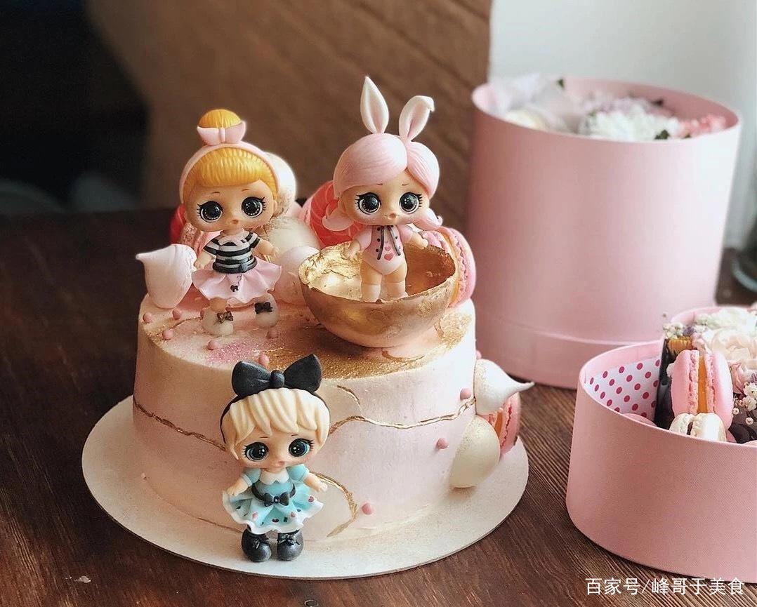 还在为选择六一儿童节主题蛋糕而发愁吗,已经为你准备好了