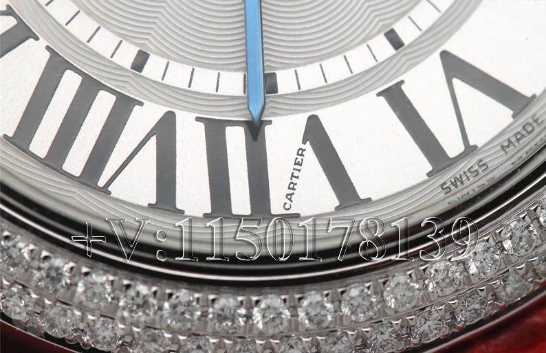 测评:V6厂/AF厂卡地亚蓝气球后镶钻,不得不说的秘密?