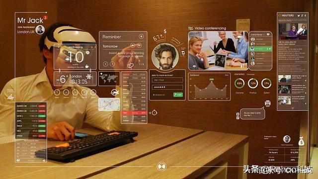 AR增强现实应用将改变生活 提升新的水准 AR资讯 第1张