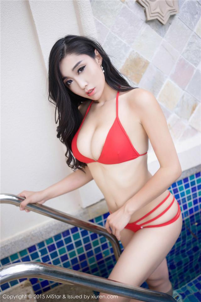 [魅妍社]Ashely丽丽VOL.027美女性感图片