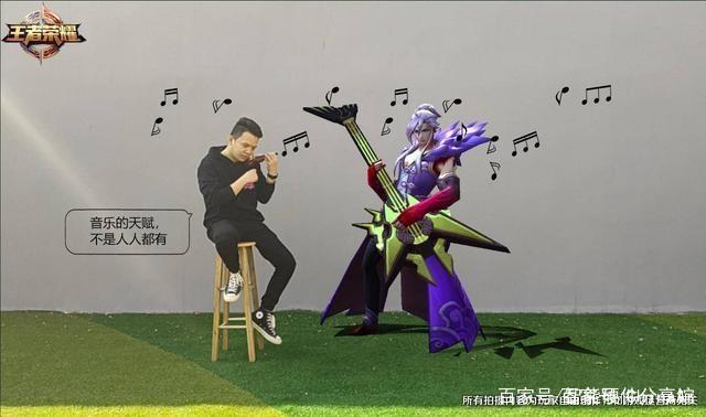 王者荣耀AR相机如何使用?如何才能拍出更萌的AR照 AR游戏 第4张