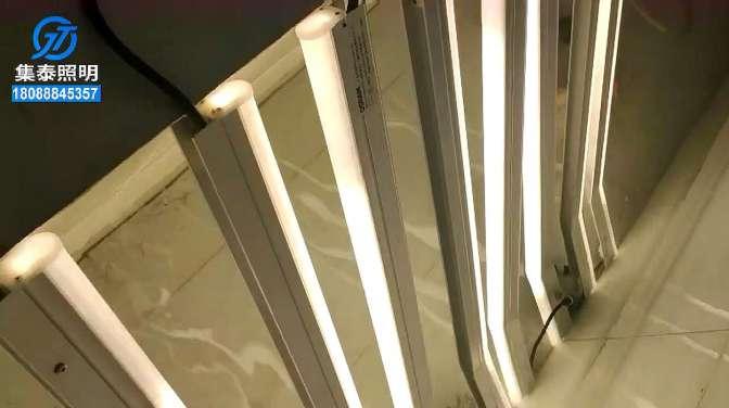LED线条灯防水老化测试