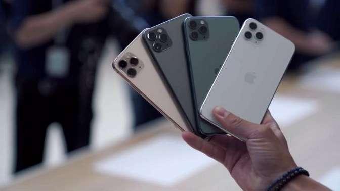 真香!暗夜绿iPhone11多平台无货,苹果官网发货排到国庆后