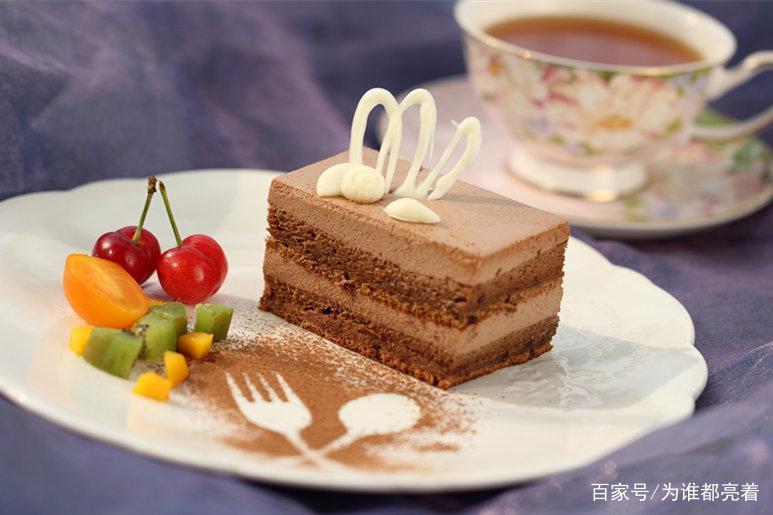 慕斯蛋糕真的太好吃了,口味太棒了!