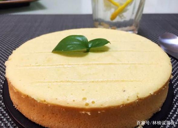 自制酸奶蛋糕,低糖无油美味,比做芝士蛋糕还简单!