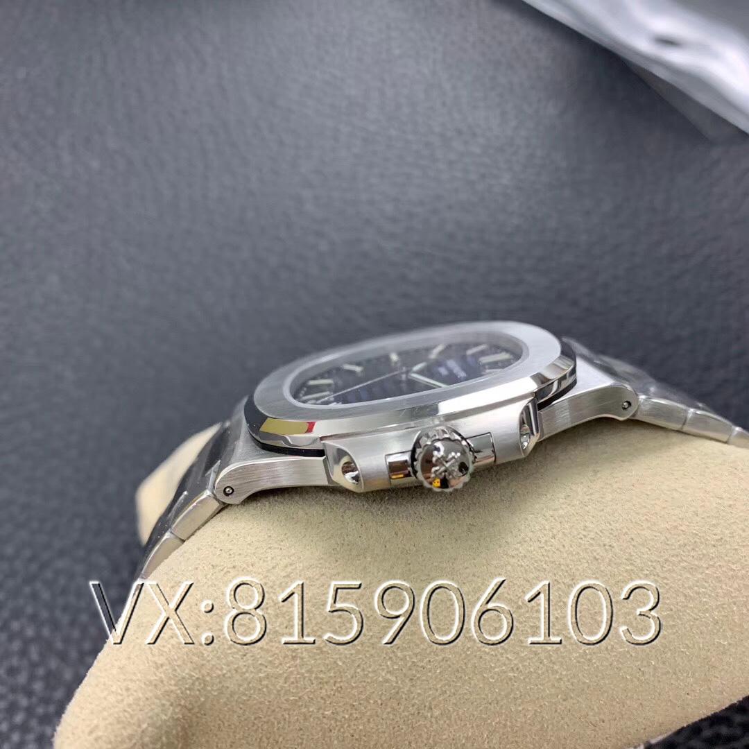 PPF厂百达翡丽鹦鹉螺5711腕表为什么有优势?实拍测评