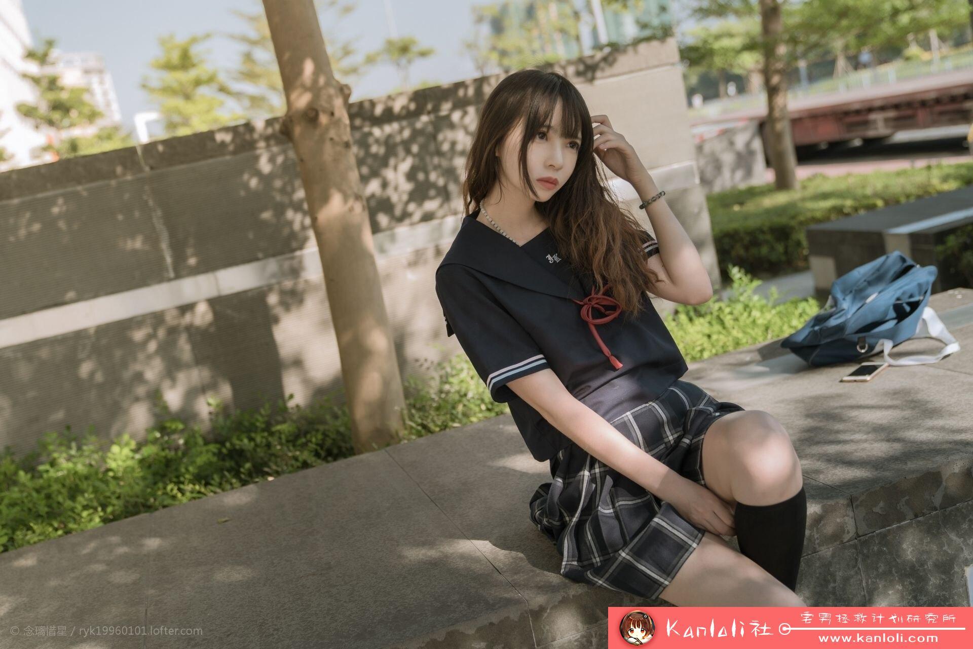 【疯猫ss】疯猫ss写真-FM-031 阳光下的美女校花 [9P]