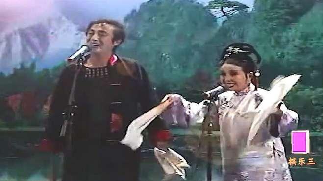 二人转小帽《张生游寺》赵晓光陈晓霞演唱,经典小帽,传统正味!