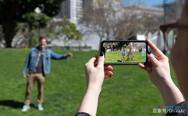 CBS与Unity合作 为用户带来AR广告解决方案 AR资讯