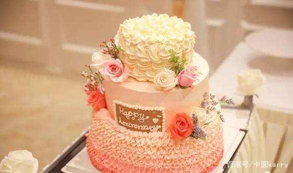 十周年结婚纪念日蛋糕 结婚十周年蛋糕文字