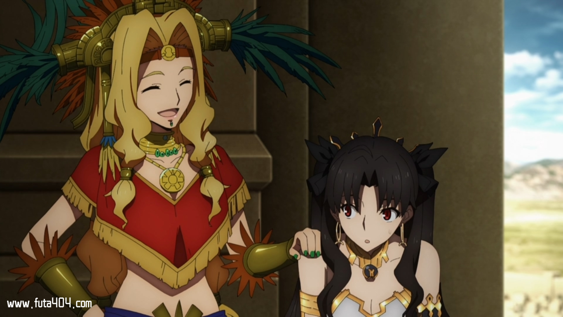 Fate Grand Order 绝对魔兽战线巴比伦尼亚 第12话 Fate Grand Order 动画在线 第1张