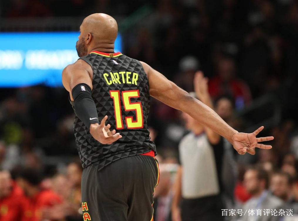 卡特教练结局_尼克斯队和老鹰队的比赛,或许就是卡特的最后一战,平淡的离开
