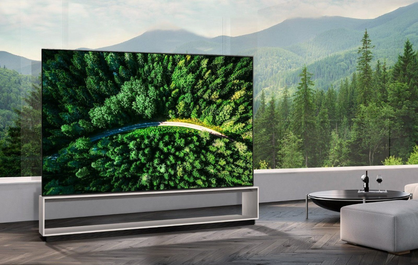 LG的88英寸8K OLED电视正式上市