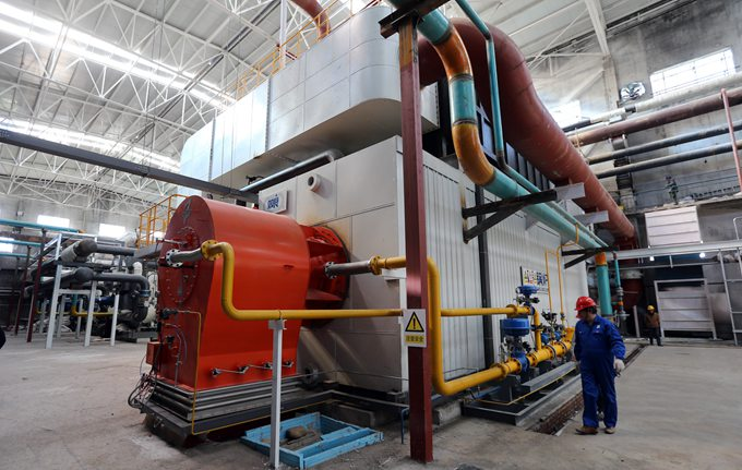 供热燃煤锅炉房改造完成 今冬北京集中供热基本实现清洁化图片