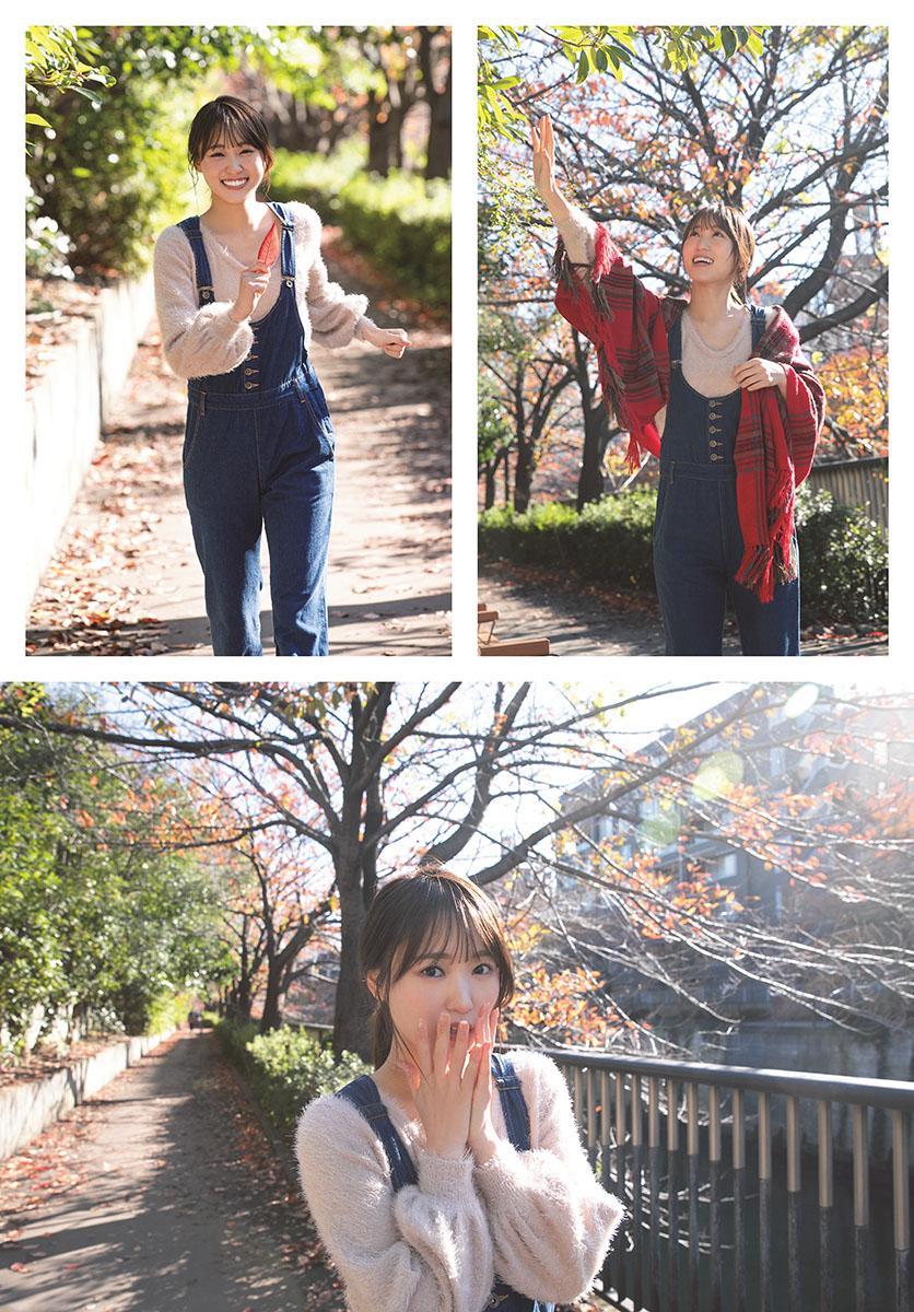 菅井友香 周刊少年Sunday 2020年第九期 周刊少年Sunday 写真集 第3张