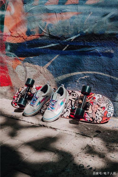 全新色彩勾勒潮酷经典  荣耀20 PRO×RVG×STM联名限量鞋只送不卖3
