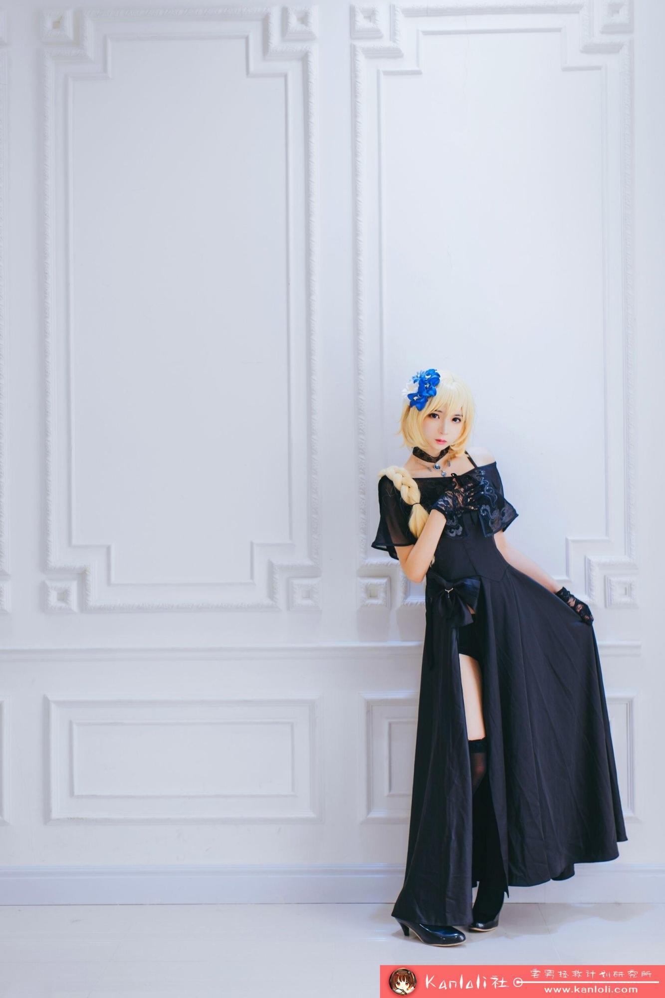 【疯猫ss】疯猫ss写真-FM-017 公主范cosplay [12P]