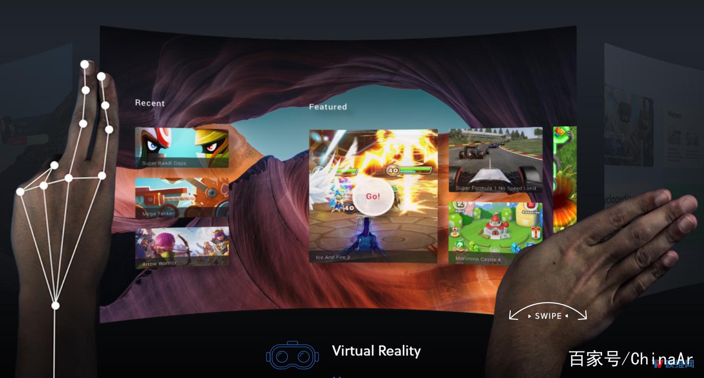 Clay AIR为AR/VR一体机带来手部交互,无需额外摄像头 AR资讯