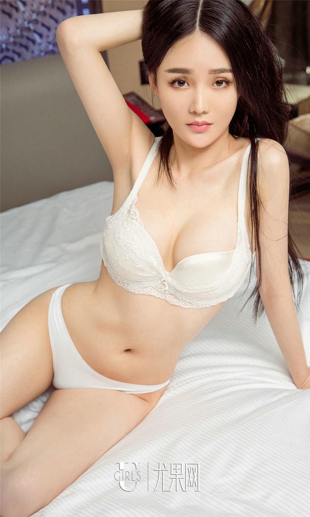 [尤果网] 漂亮美女林熙桐露半乳写真 第688期