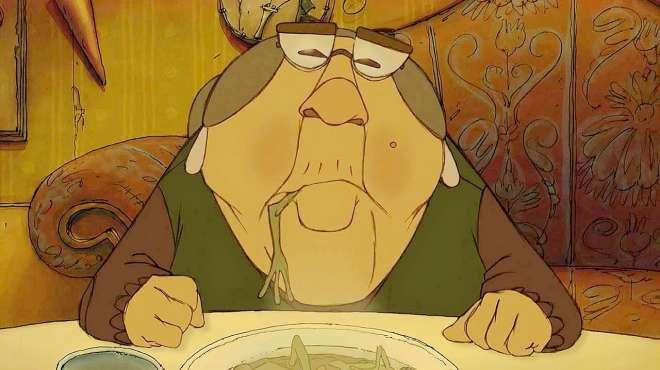 孙子失踪,奶奶为了找到他,沦为街头乞丐,靠吃青蛙和蝌蚪为生