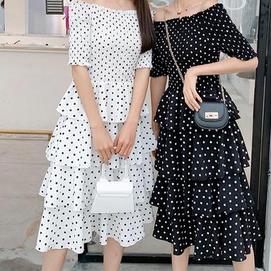 新款改良版旗袍裙来啦!胖瘦好穿好看还显气质!#气质穿搭#时尚妈妈装