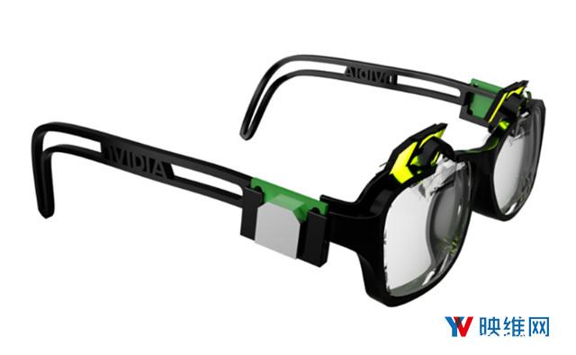 英伟达展示AR眼镜原型Prescription AR和Foveated AR AR资讯 第1张