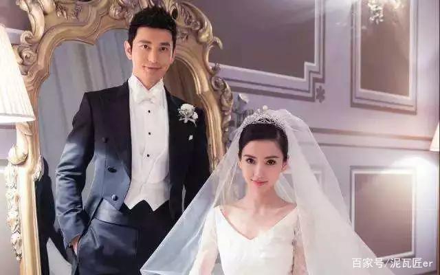 Angelababy和黄晓明终于离婚了?