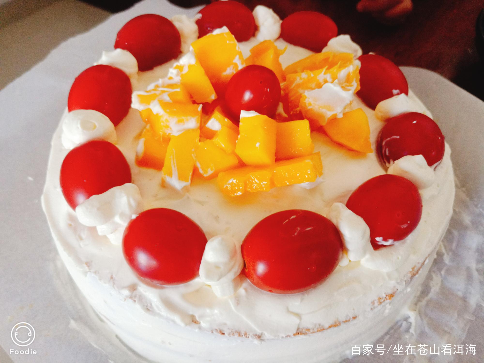 生日蛋糕制作 _ 如何打发蛋清!