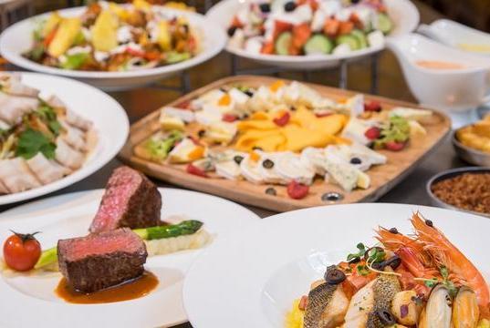 澳门平价高质半自助餐,「和庭餐厅」必须算一个
