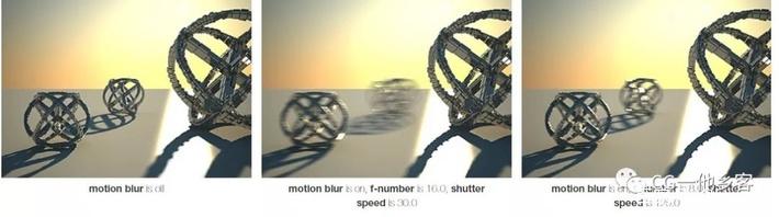 最全的VR物理相机全参数详解【新手适合保存】 资源教程 第14张
