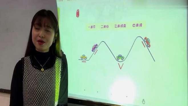 拼音四声调读法视频,四个声调的区分
