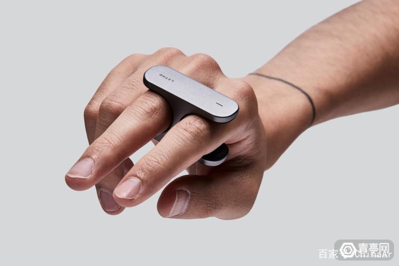 独家测评AR外设设备 穿戴式指环控制器Litho