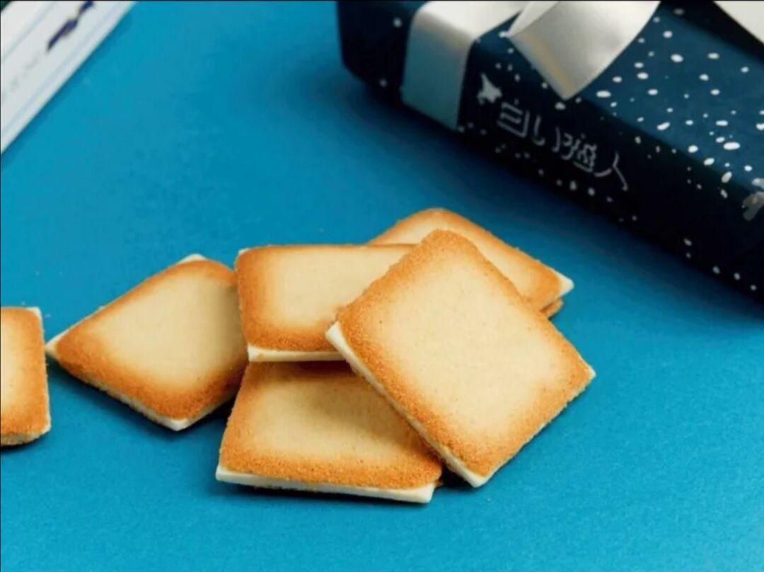 白色恋人饼干宣布停产,你会怀念它的香甜吗?