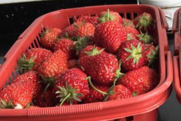 草莓上市的季节,一起来做草莓酱,酸甜可口,简单易学
