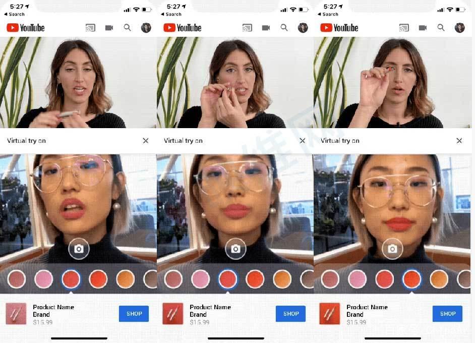 谷歌正式推出AR广告解决方案 把AR带到YouTube