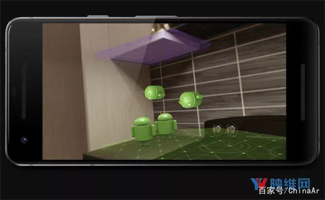 谷歌利用AR视频指导画字学习 释放AR教学潜能 AR资讯 第1张