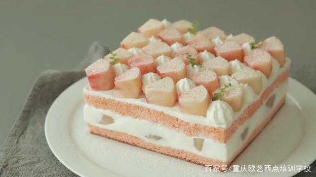 """水果季 """"超值感""""水果奶油生日蛋糕做法 简单好做还省时省力"""