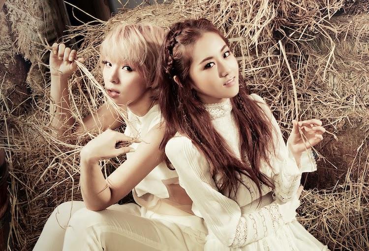 2yoon组合成员资料及歌曲介绍