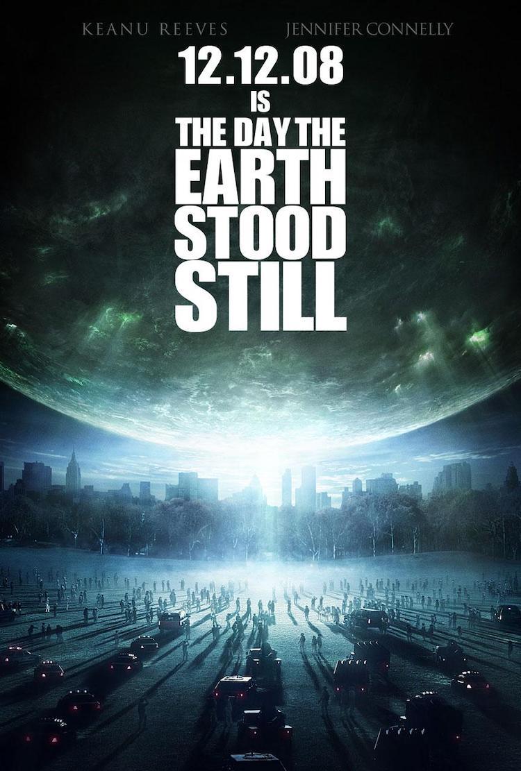 《地球停转之日2008版》电影好看吗?