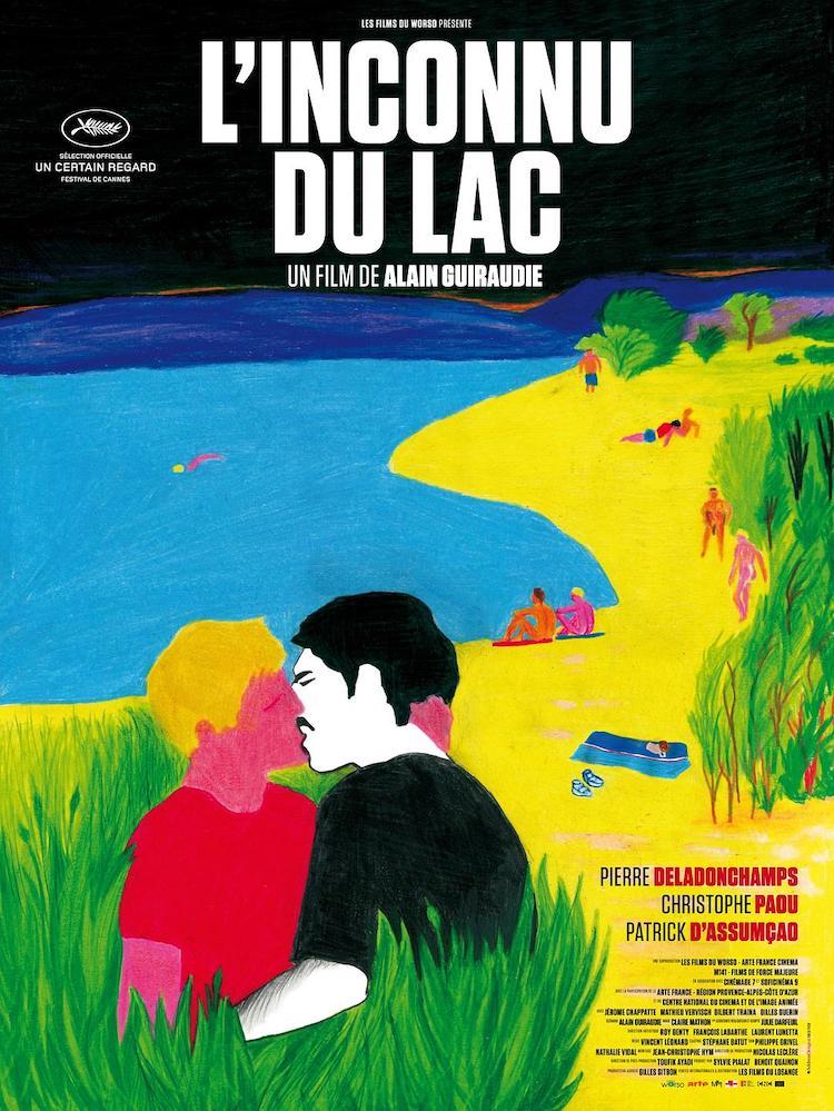《湖畔的陌生人/湖畔春光》电影观后感—— 一部提炼突显现代人恐惧的佳作