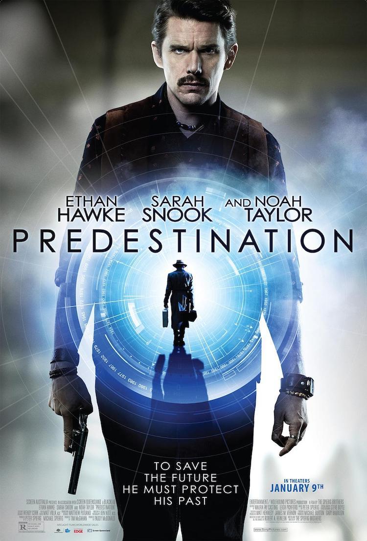 伊桑·霍克《前目的地》(Predestination)电影影评——先有鸡?还是先有蛋?