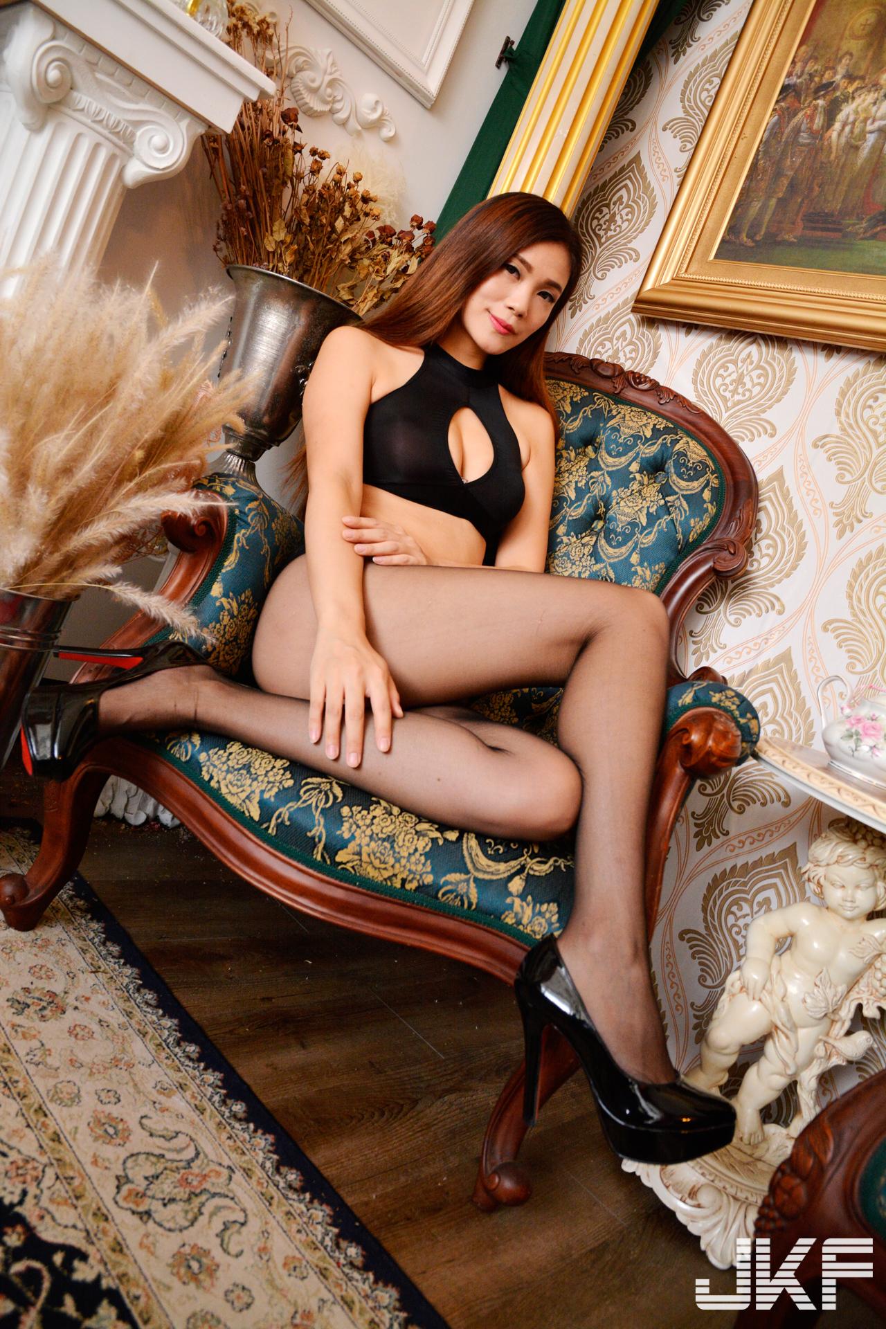 性感长腿小姐姐@多丽Doris福利写真图片欣赏 高清套图 第2张
