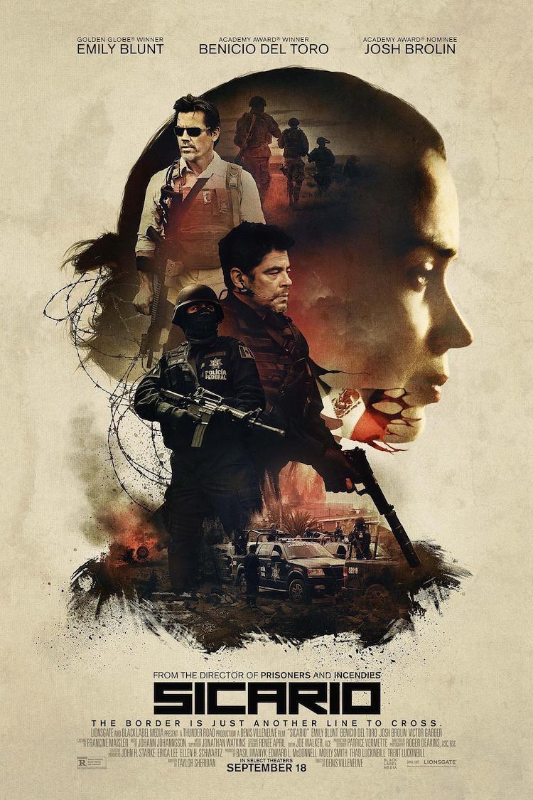 《边境杀手》影评:豆瓣7.6分, 理想与现实的道德冲突,杀手该有正义的评断
