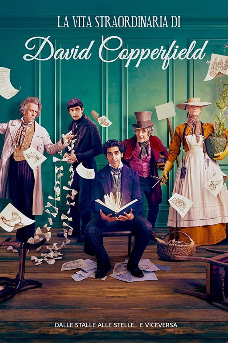 《大卫·科波菲尔的个人史》电影:不错的呈现,但不是当做娱乐来看的